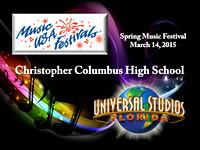 SMF 3-14-15 Christopher Columbus HS